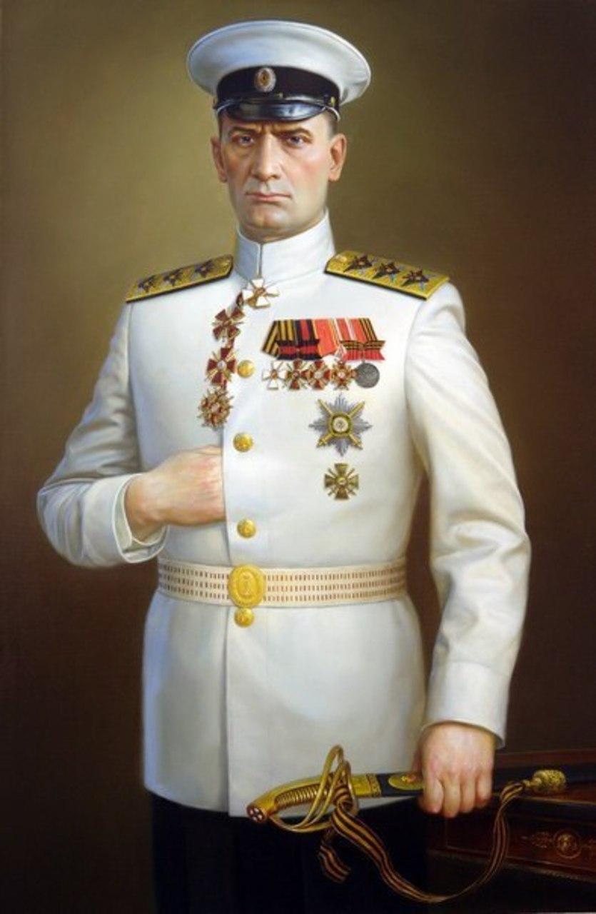 адмирал хх